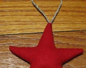 Tree Ornament ~ Star Christmas / Yule, Holiday Decoration