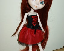 Punk oufit for pullips // Conjunto punk para pullips