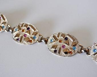 Vintage Mod Bracelet Sarah Coventry