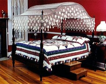 King Sized Canopy - Margaret Winston Design