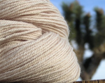 Natural Dye - Merino Wool -Rose Hips and Blackberry