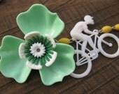 Flower Peddler Necklace - MOJITO