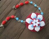 Vintage Flower Bracelet - OLD GLORY