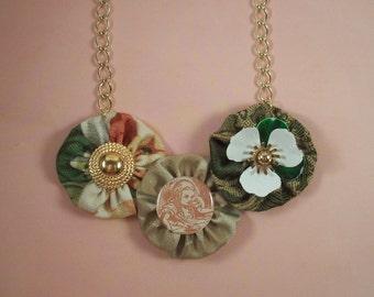 Alice in Wonderland YoYo Necklace