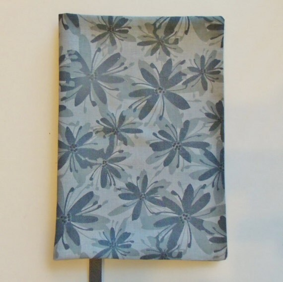 Fabric Book Cover Buy : Fabric book cover standard size paperback grey