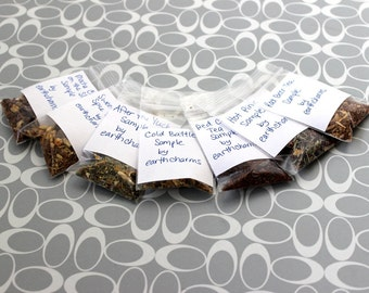 Herbal Tea Samples 3 for 3 Dollars