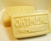 Fragrance Free Oatmeal Goats milk & Shea Butter Soap - No Scent No Color Hypoallergenic