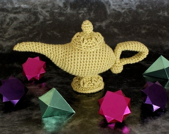 Magic Lamp PDF CROCHET PATTERN
