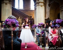 Silk Jr Bridesmaid Dress