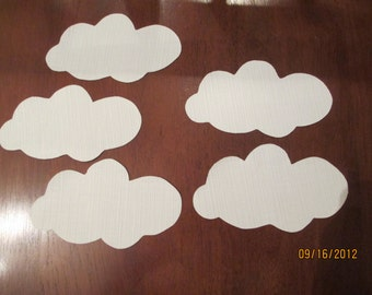 White Plastic Clouds
