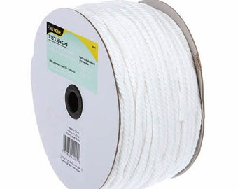 """Cable Cord - 3/16"""" size 100 (for 1/4"""" piping)  - 3 yards"""