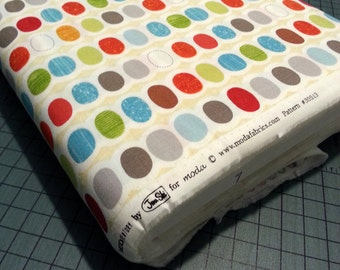 Sale! Mod-Century pod fabric - five variations