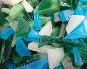 Bulk Beach Glass Looking Soap For Decoration VEGAN