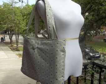 Custom laptop bag - Padded - Zippered pocket for cords - 2 24 inch handles
