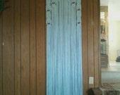 Door Decor Beaded Curtain Made in Macrame