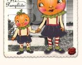 Pumpkids (card)