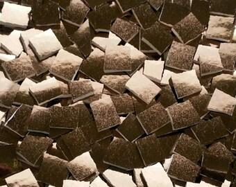 Mosaic Tiles--Copper Shimmer--100 Tiles