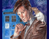 The Doctor's Secret Companion (Doctor Who, Matt Smith)