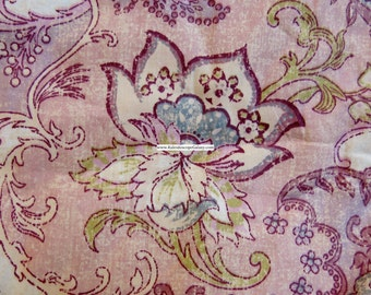 Vintage Chic Chloe Shabby Chic Cottage Floral Pink