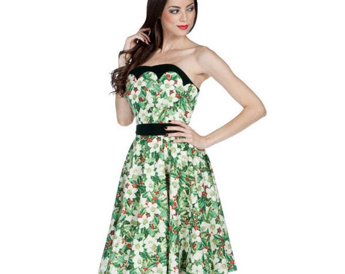 SALE !!!  Merry Holiday Dress (XS-XL)