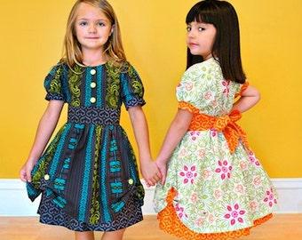 Addison Dress Sewing Pattern