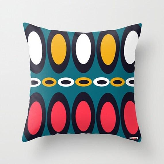 Scandinavian Pillow Case : Items similar to 16x16 Decorative throw pillow cover - Scandinavian pillow cover - Modern pillow ...