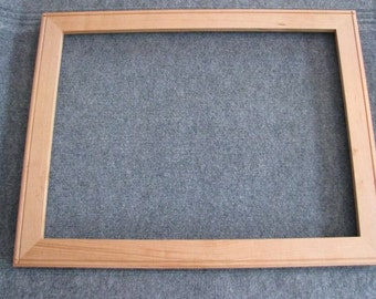 18x24 Quarter sawn Cherry Picture Frame