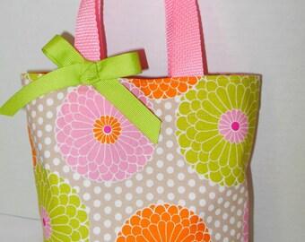 Sunburst/Flower GirlsTote/Gift Bag