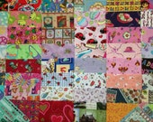 I Spy Quilt Kit 5 inch --- 50 Prints  You Choose the Kit for you.
