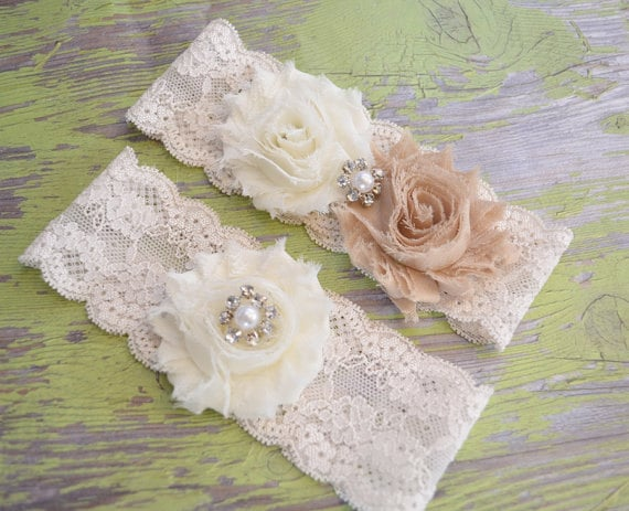 reserved garter set for lylnz