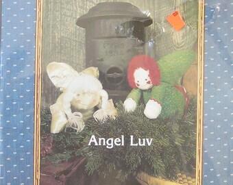 Primitive Angel Pattern by Ozark Crafts