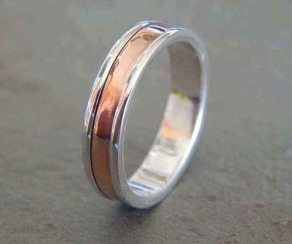 ... Wedding Band  artisan design  Handcrafted in Quarter Sizes for a