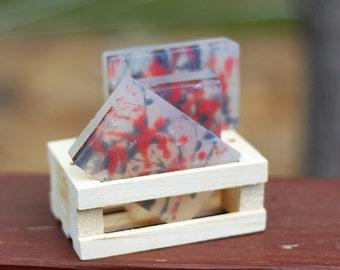 Little Black Dress Soap - Handmade Glycerin Soap