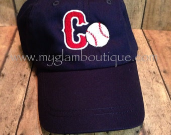 Infant-Toddler-Child Custom Personalized Baseball Hat Cap
