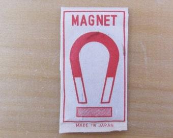 Vintage Magnet in Original Package