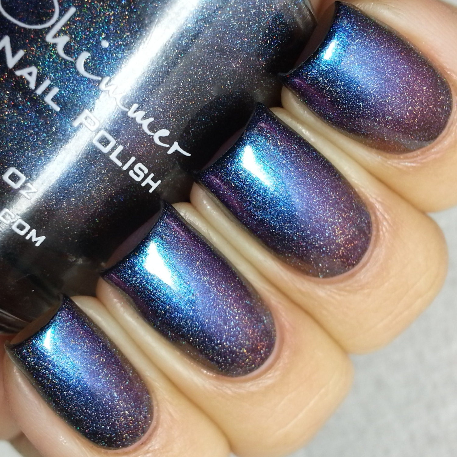 Rollin' With The Chromies Multichrome Holographic Color