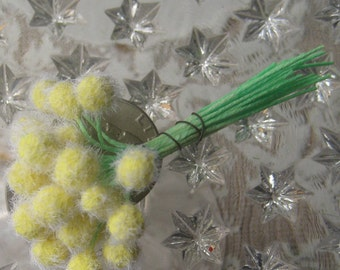 Stamen Millinery Flower Stamen Germany Fuzzy Peps 48 Stems  G53