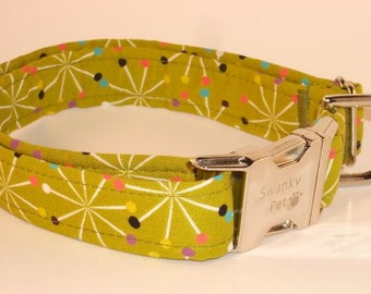 Retro Nelson-Style Dog Collar by Swanky Pet