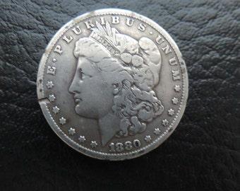 1880-S Morgan Dollar #139