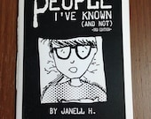 People I've Known (And Not) Zine (Third Edition)