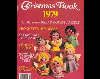 Women's Circle Christmas Book 1979 - Vintage Craft Magazine c. 1979