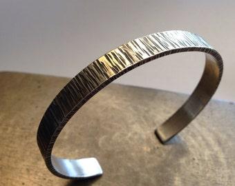 Tribal Cuff Bracelet/Sterling Silver Bracelet