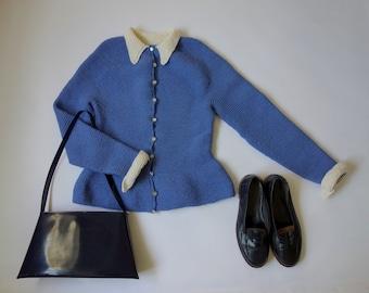 Knitting Pattern - Classy Cardigan.