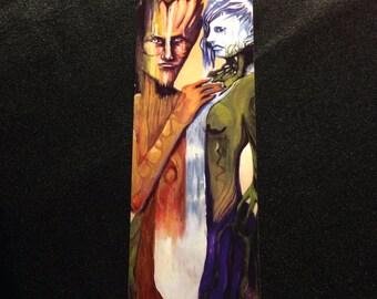 The Colossi 8 - bookmark