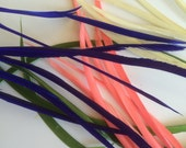 GOOSE BIOT FEATHERS, Mixed colors / K