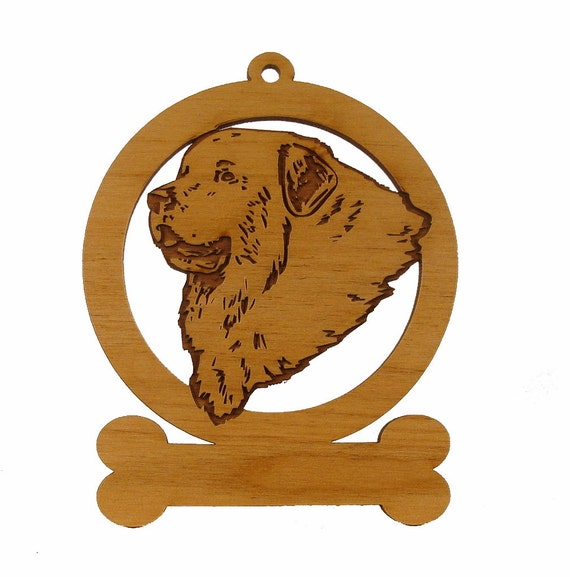 Great Pyrenees Ornament 083301 Personalized With Your Dog's Name