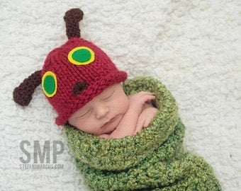 Hungry Caterpillar Cocoon Set