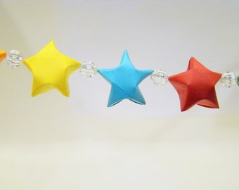 Lucky Star Garland - Your Custom Color(s)