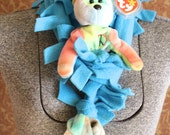 "Beanie Baby Scarf named ""PEACE"""
