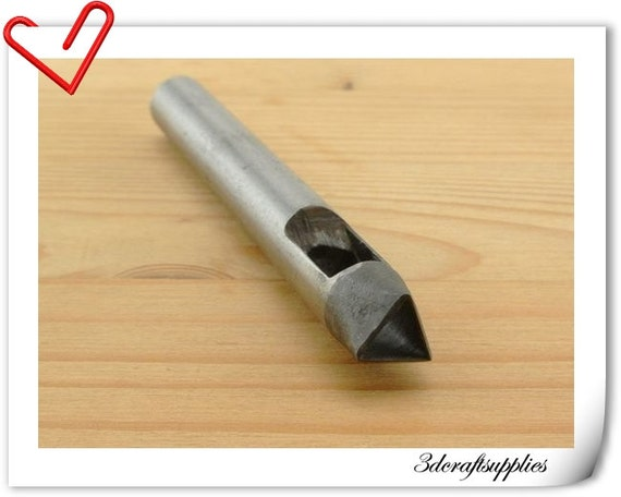 5mm triangle hole punch leather hole punch hole punch for Leather shapes for crafts